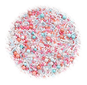 Sprinklefetti Little Darling Sprinkle Mix | www.bakerspartyshop.com