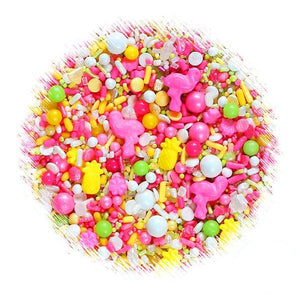 Sprinklefetti™ Tropical Sprinkles Mix | www.bakerspartyshop.com
