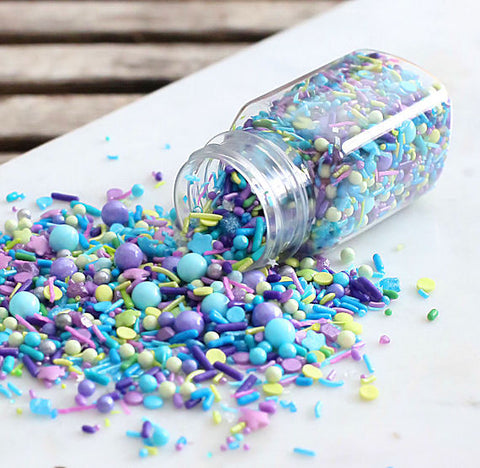 Bulk Sprinklefetti Under the Sea Sprinkle Mix | www.bakerspartyshop.com