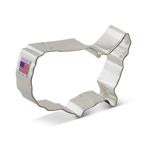USA Cookie Cutter | www.bakerspartyshop.com