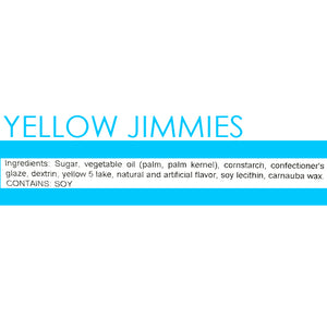 Yellow Jimmies Sprinkles | www.bakerspartyshop.com