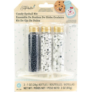 Sweet Sugarbelle Candy Eyeball Kit | www.bakerspartyshop.com