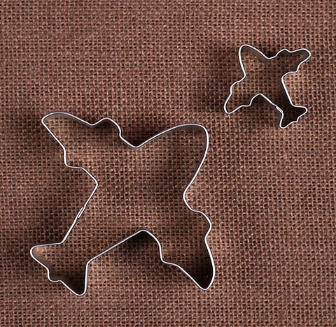 Airplane Cookie Cutters | www.bakerspartyshop.com
