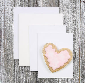 Grease Resistant Cookie Cards | www.bakerspartyshop.com