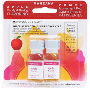 LorAnn Apple Flavor Twin Pack | www.bakerspartyshop.com