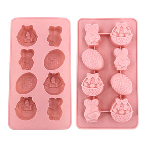Hoppy Easter Candy Mold | www.bakerspartyshop.com