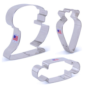 Kitchen Mixer Cookie Cutter Set | www.bakerspartyshop.com