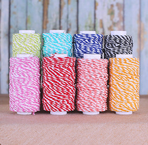 Rainbow Bakers Twine Spool Set | www.bakerspartyshop.com