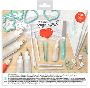 Sweet Sugarbelle Baking Tool Kit | www.bakerspartyshop.com