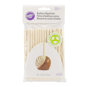 Candy Apple Sticks: Bamboo | www.bakerspartyshop.com