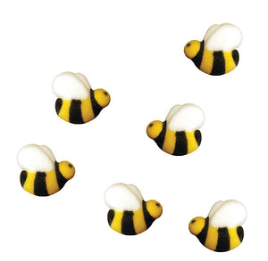 Bumble Bee Sugar Toppers | www.bakerspartyshop.com