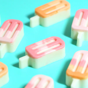 Mini Popsicle Candy Mold | www.bakerspartyshop.com