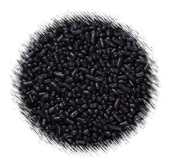 Black Jimmies Sprinkles | www.bakerspartyshop.com