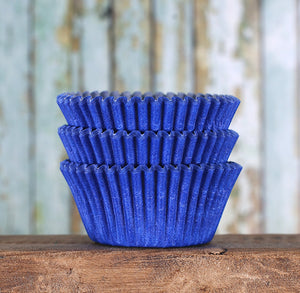 Royal Blue Cupcake Liners: Solid | www.bakerspartyshop.com
