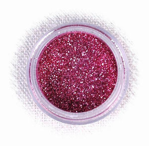 Bright Pink Disco Glitter | www.bakerspartyshop.com
