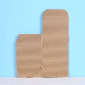 Kraft Brown Treat Box: 3x3x2"