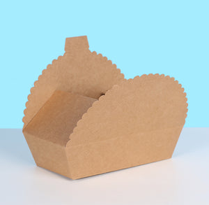 Small Candy Box: Kraft Brown | www.bakerspartyshop.com