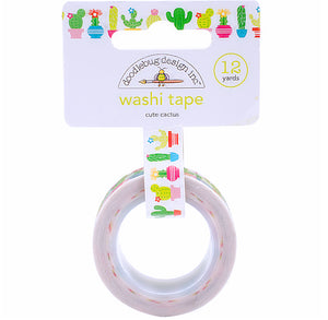 Cactus Washi Tape | www.bakerspartyshop.com