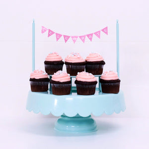 Sweet Tooth Fairy Cake Stand: Mint | www.bakerspartyshop.com