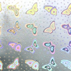 Hologram Candy Bar Wrappers: Butterfly | www.bakerspartyshop.com