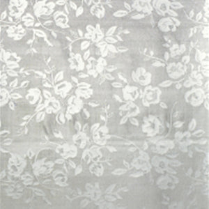 Silver Candy Bar Wrappers: Floral | www.bakerspartyshop.com