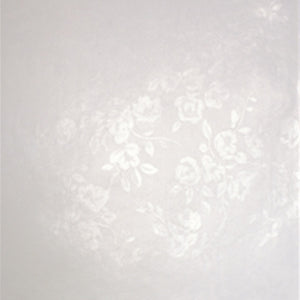 White Candy Bar Wrappers: Floral | www.bakerspartyshop.com