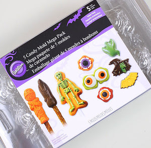 Halloween Candy Mold Set | www.bakerspartyshop.com