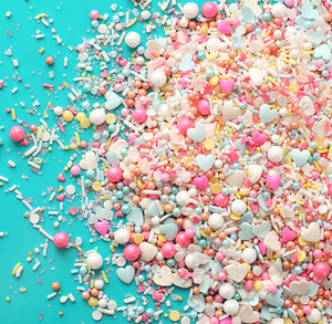Sprinklefetti™ Candy Shop Sprinkle Mix | www.bakerspartyshop.com