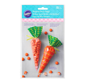 Wilton Carrot Cone Bag Kit