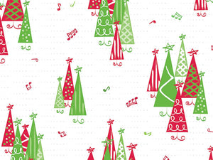 Christmas Cellophane Bag Kit: Modern Christmas Tree | www.bakerspartyshop.com