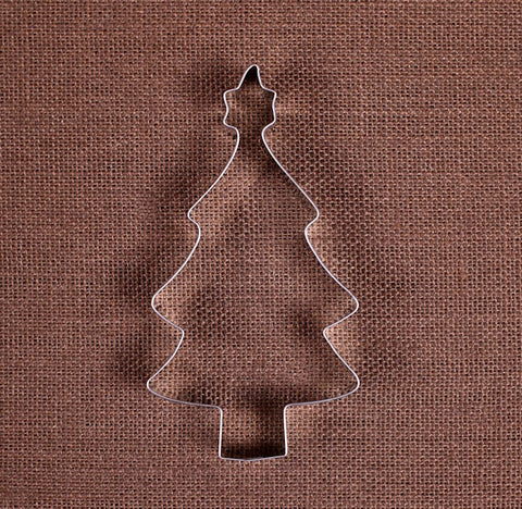 Christmas Tree Cookie Cutter | www.bakerspartyshop.com