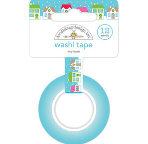Christmas Washi Tape: Tiny Town | www.bakerspartyshop.com