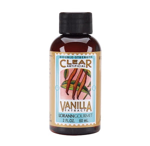 Artificial Clear Vanilla Extract | www.bakerspartyshop.com