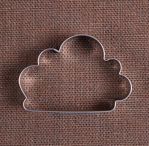 Fluffy Cloud Cookie Cutter | www.bakerspartyshop.com