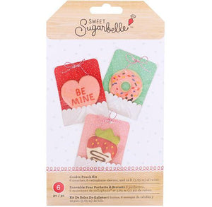 Sweet Sugarbelle Cookie Pouches | www.bakerspartyshop.com