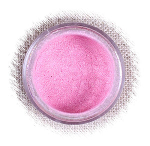 Cotton Candy Light Pink Luster Dust | www.bakerspartyshop.com
