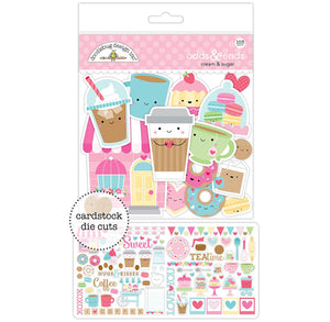 Cream and Sugar Die Cuts | www.bakerspartyshop.com