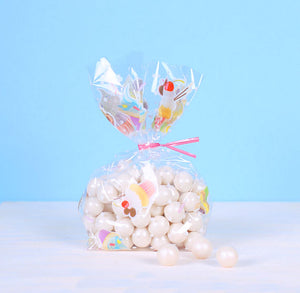 Cupcake Cellophane Bag Kit | www.bakerspartyshop.com