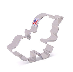 Cute Unicorn Cookie Cutter | www.bakerspartyshop.com