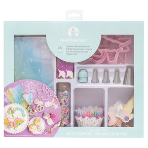 Unicorn Cupcake Decorating Kit | www.bakerspartyshop.com