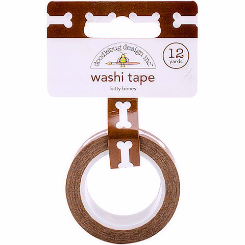 Dog Bone Washi Tape | www.bakerspartyshop.com