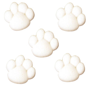 Dog Paw Sugar Toppers | www.bakerspartyshop.com