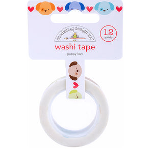 Puppy Dog Washi Tape | www.bakerspartyshop.com