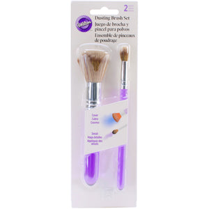 Wilton Dusting Brush Set | www.bakerspartyshop.com