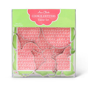 Easter Cookie Cutters Set | www.bakerspartyshop.com