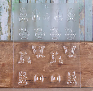 Small Easter Candy Mold | www.bakerspartyshop.com
