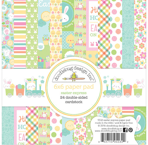 Easter Paper Pad | www.bakerspartyshop.com