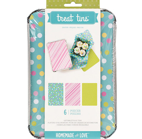 Large Spring Treat Tins | www.bakerspartyshop.com