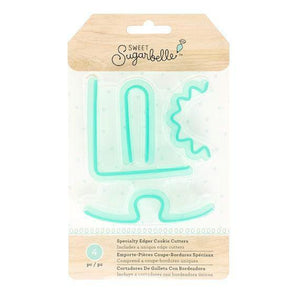 Sweet Sugarbelle Specialty Edger Cookie Cutters | www.bakerspartyshop.com