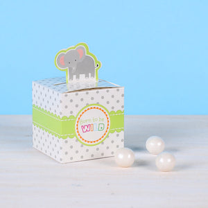 Small Favor Boxes: Elephant | www.bakerspartyshop.com